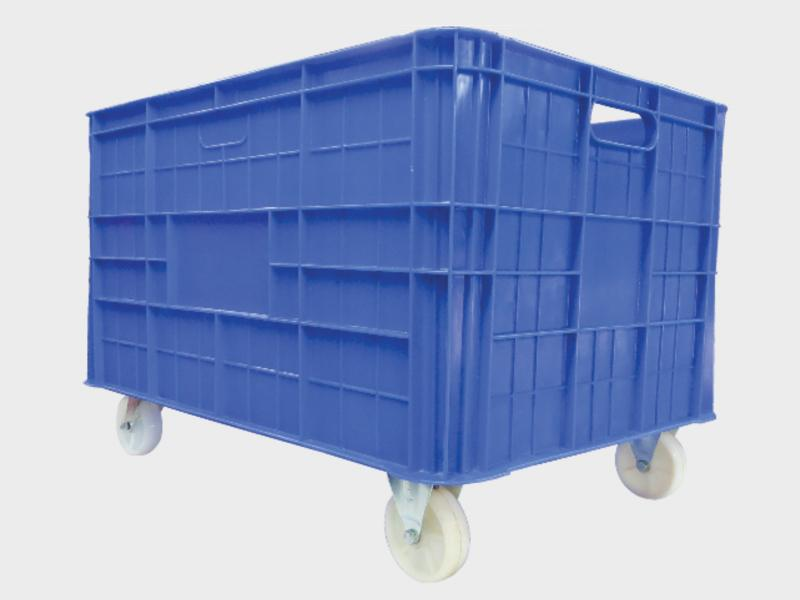 Super Jumbo Crates with Wheel