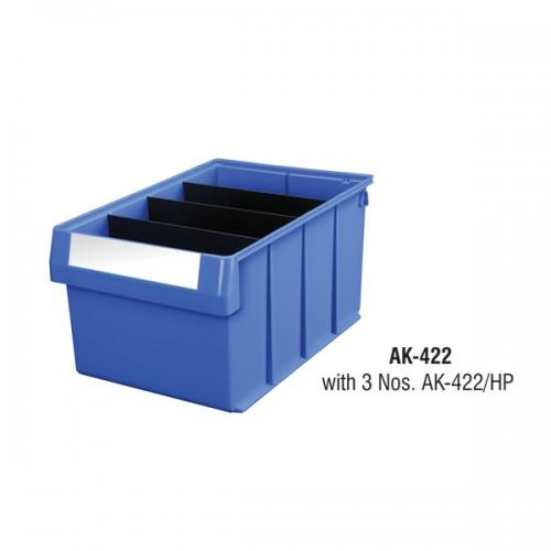 T Bins Horizontal Partition (Per Pack-20)