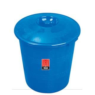 Dustbin Round (pack of 6)