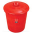 Dustbin Round(pack of 6)