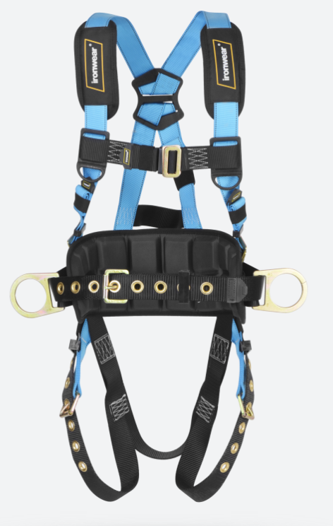 2150 - IW HARNESS w/LEG ADJUST.