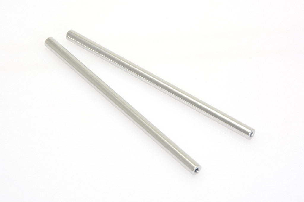 CD0303 F450 SD M3x117mm Threaded Aluminum Link (silver anodized) 2pcs DL-Series - Cen Racing USA