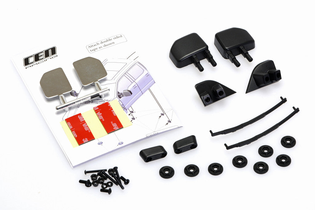 CD0960 F450 SD FORD F-450 Body Accessories (Mirror, Light, screw etc.) DL-Series - Cen Racing USA