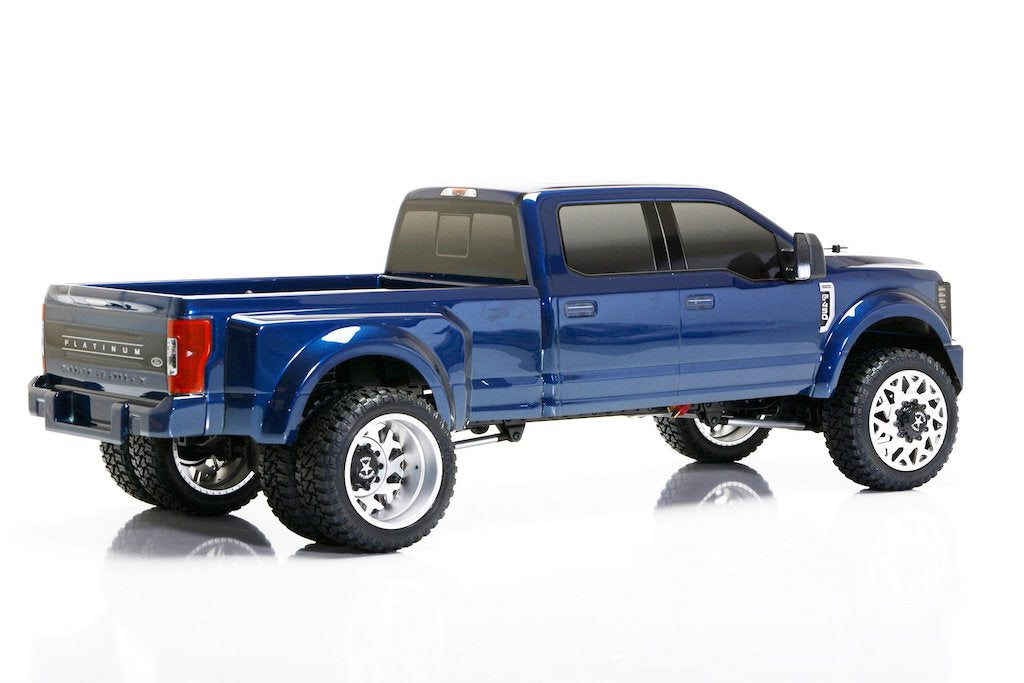 8980 FORD F450 SD 1/10 4WD RTR (Blue Galaxy) Custom Truck DL-Series - Cen Racing USA