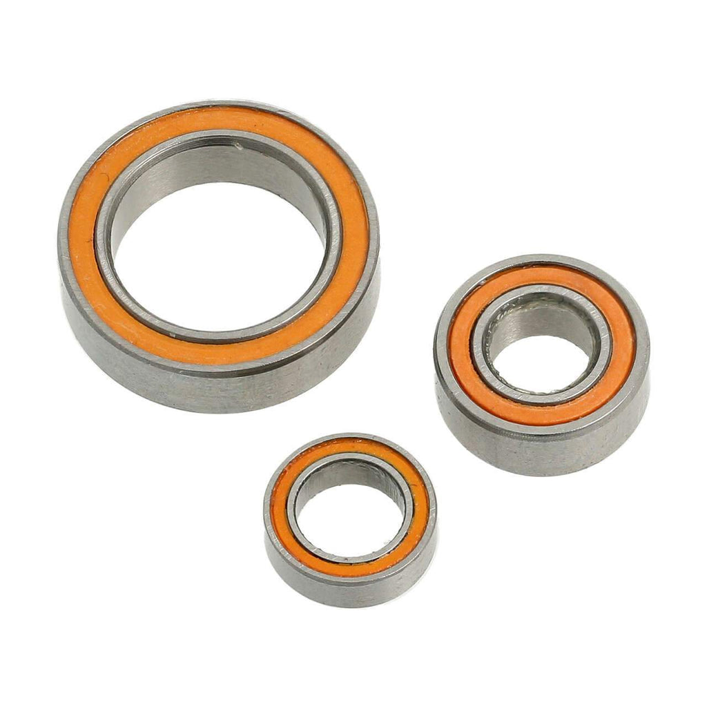 CKQ0501 Precision Rubber Sealed Ball Bearing kit, Fiat Suzuki Jimny 175/210mm Wheelbase - Cen Racing USA