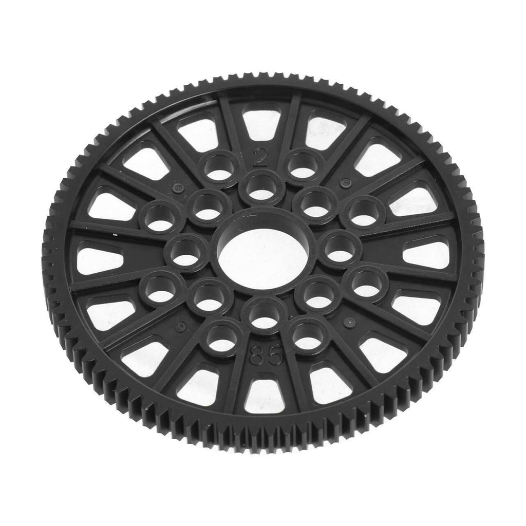 CQ0222 Spur Gear 85T 48p (For None Slipper Drive) - Cen Racing USA