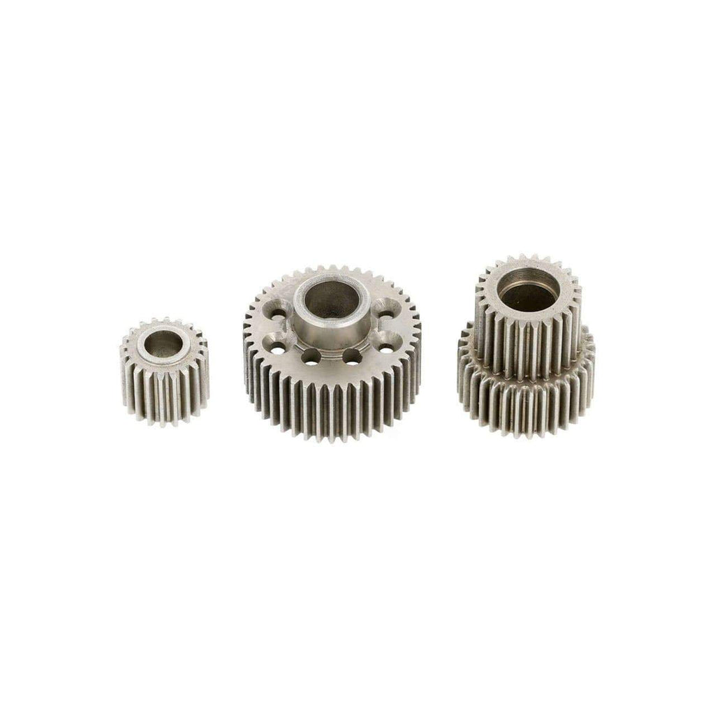CQ0224 Metal Center Transmission Gear Set - Cen Racing USA
