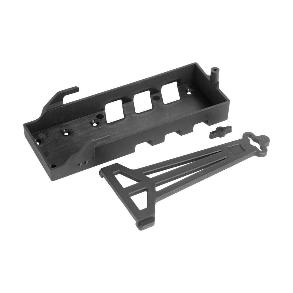 CQ0408 Battery Tray ( Holder - Lock) Q/MT-series - Cen Racing USA