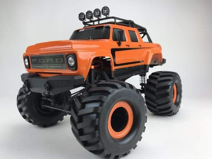 8960  FORD B50 1/10 Scale 4WD RTR Monster Truck MT-Series - Cen Racing USA
