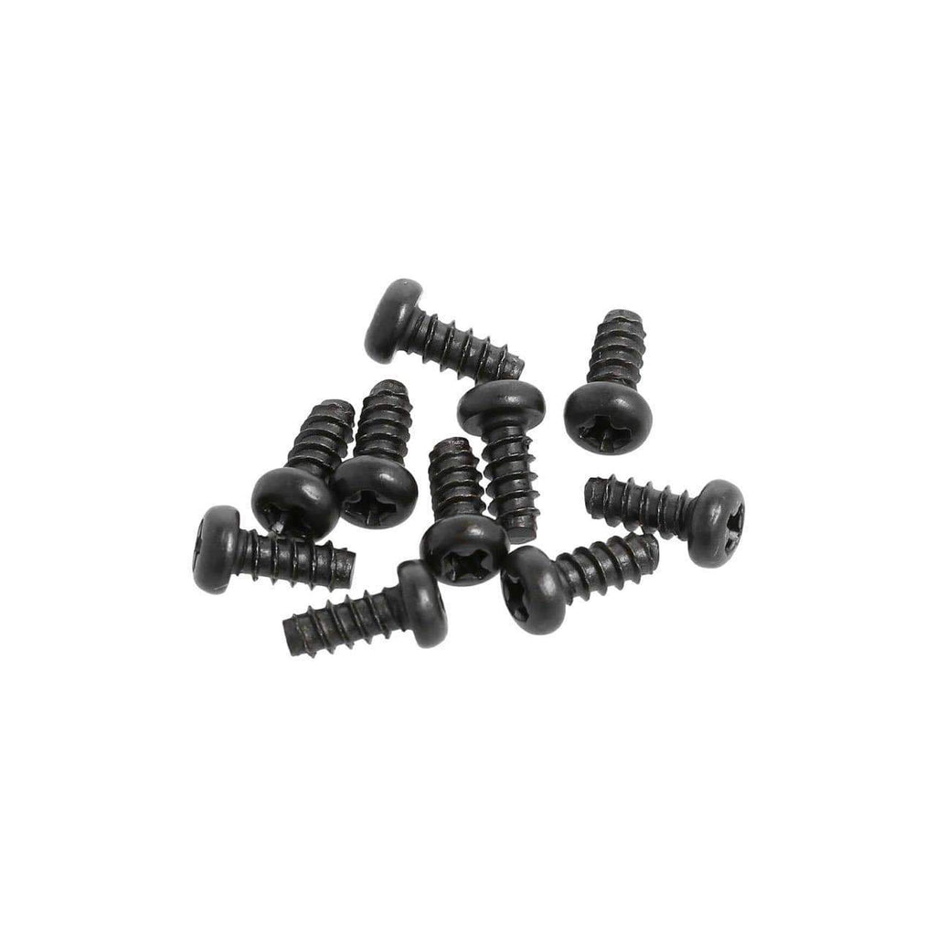 G36184 M2.5x6mm TP Round Head Screw - Cen Racing USA