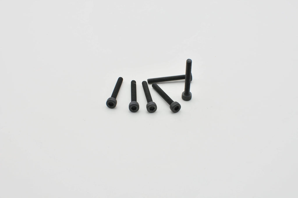 G36235A Cap Head Screws M3 x 22mm (6 pcs) - Cen Racing USA