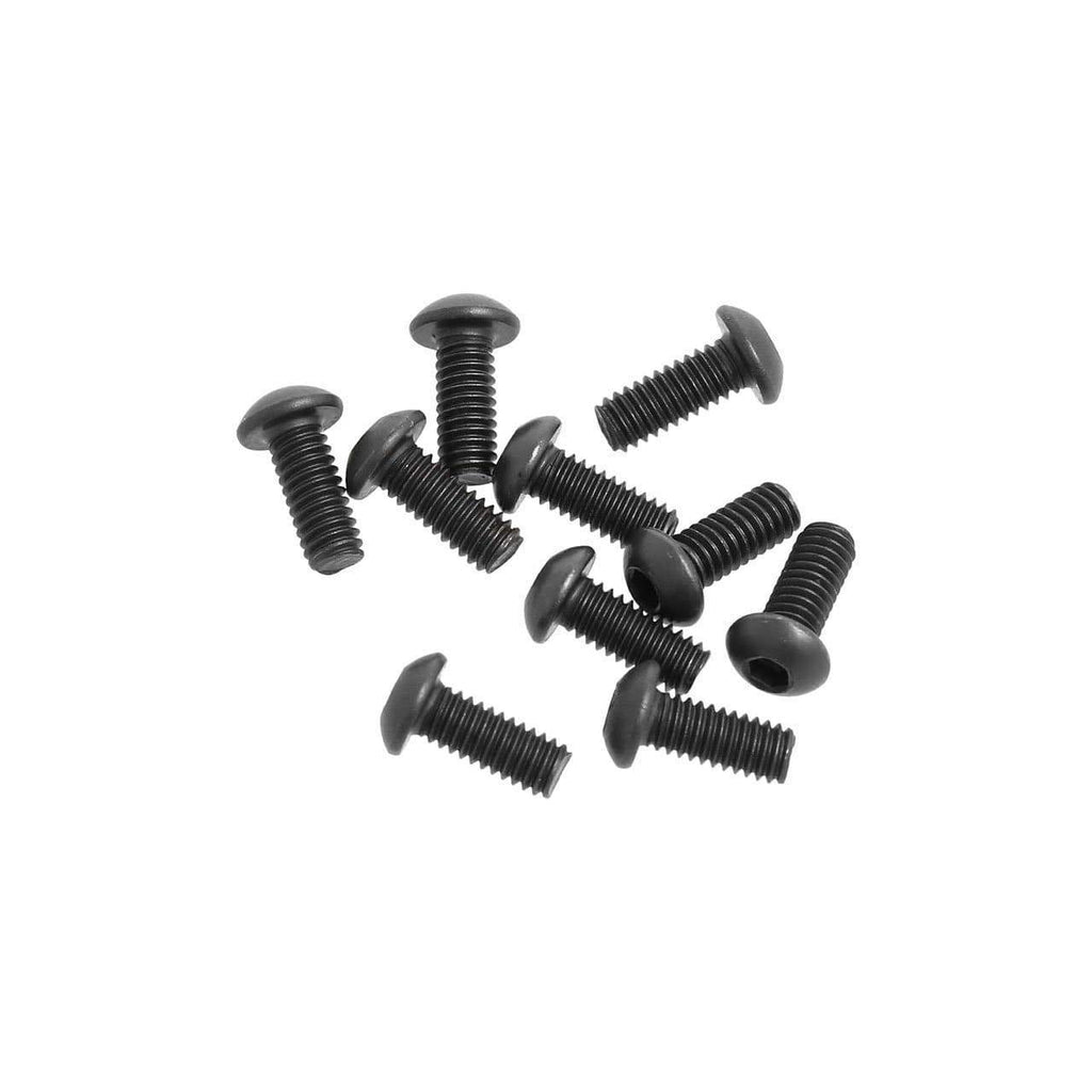 G36292A M2.5x6mm Button Head Hex Socket Screw - Cen Racing USA