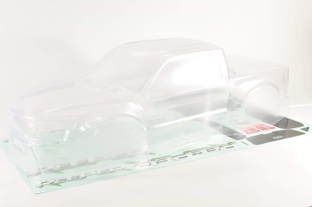 GS155 Reeper Body (Clear Green Sticker) - Cen Racing USA