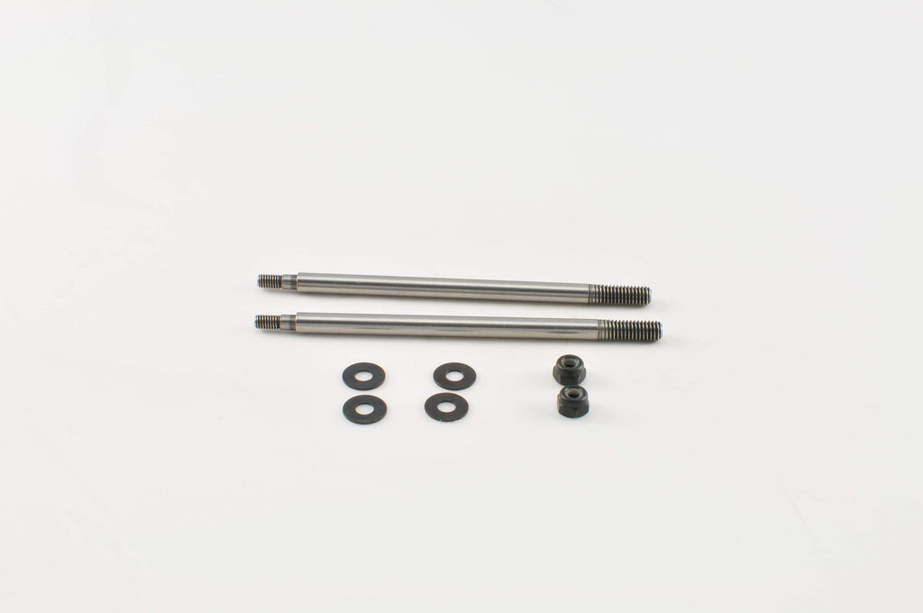 GS507 Shock Shaft 4MM x 77MM, 2pcs - Cen Racing USA