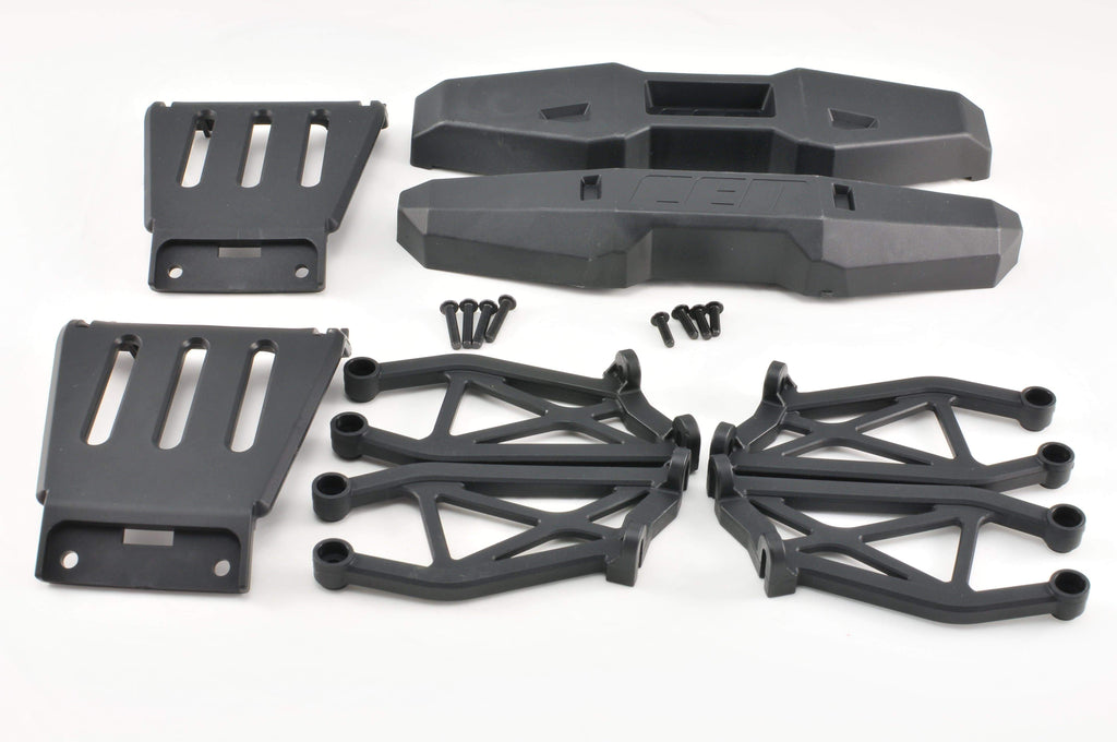 GS512 Complete Bumper Set (F/R) - Cen Racing USA