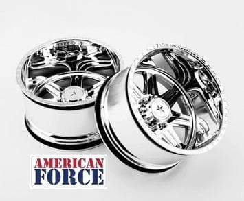GS551 American Force Legend SS8 Wheel Wide Stands off set - Cen Racing USA