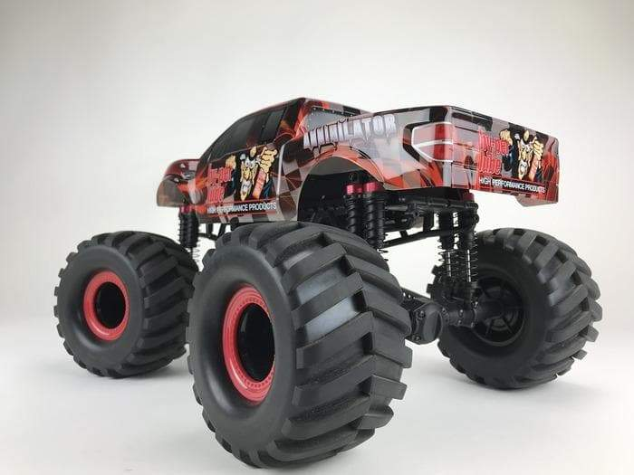 8965 hyper lube HL-150 1/10 Scale 4WD RTR Monster Truck MT-Series - Cen Racing USA