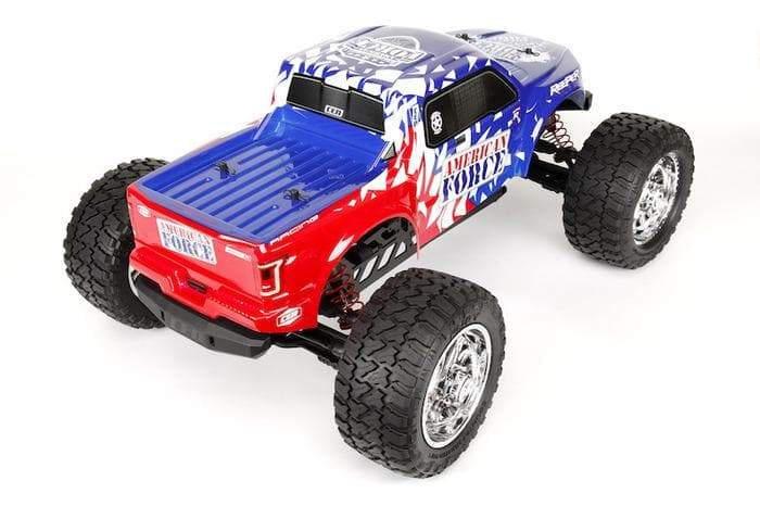 9520 REEPER American Force Edition 1/7 Scale 4WD RTR Truck - Cen Racing USA