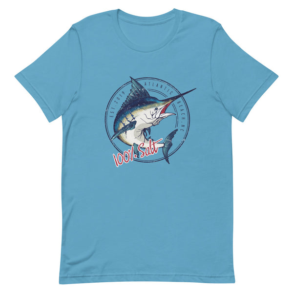 Mens Short-Sleeve Marlin T-Shirt