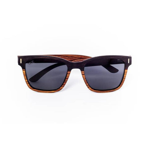 Wicker Park Wooden Sunglasses