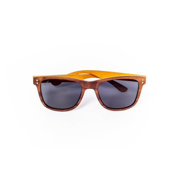 Novacaine Wooden Sunglasses