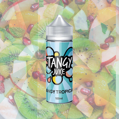 Tangy Tropical 100ml