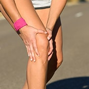 Stop Knee Pain to Lose Weight and Get Fit