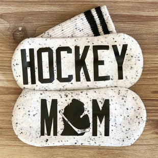 Hockey Mom Socks