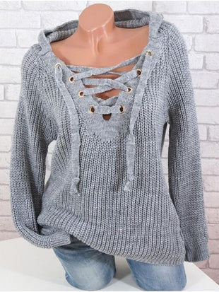 Fashion Bandage Sweater