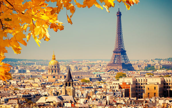 Paris: The City Of Fashion, Good Wine and Romance