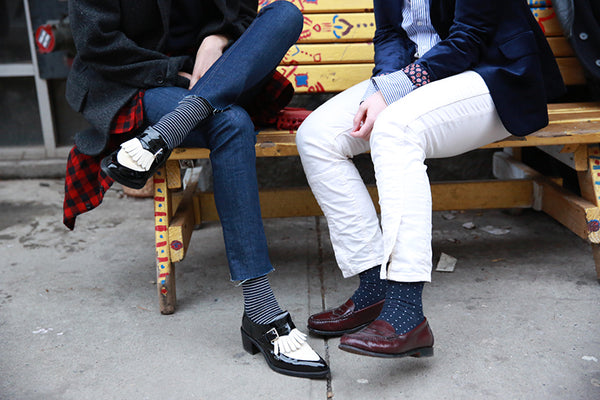 Science Finally Reveals the Truth About People Who Wear Funky Socks
