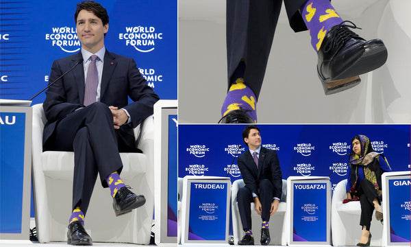Men Who Wear Unusual Socks Are More Creative, Intelligent And Successful