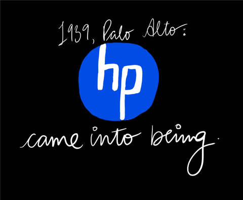 hewlett packard enters Startup Mecca Silicon Valley. History of HP (hewlett packard) and their Bay Area origins story. Beginnings of Palo Alto area