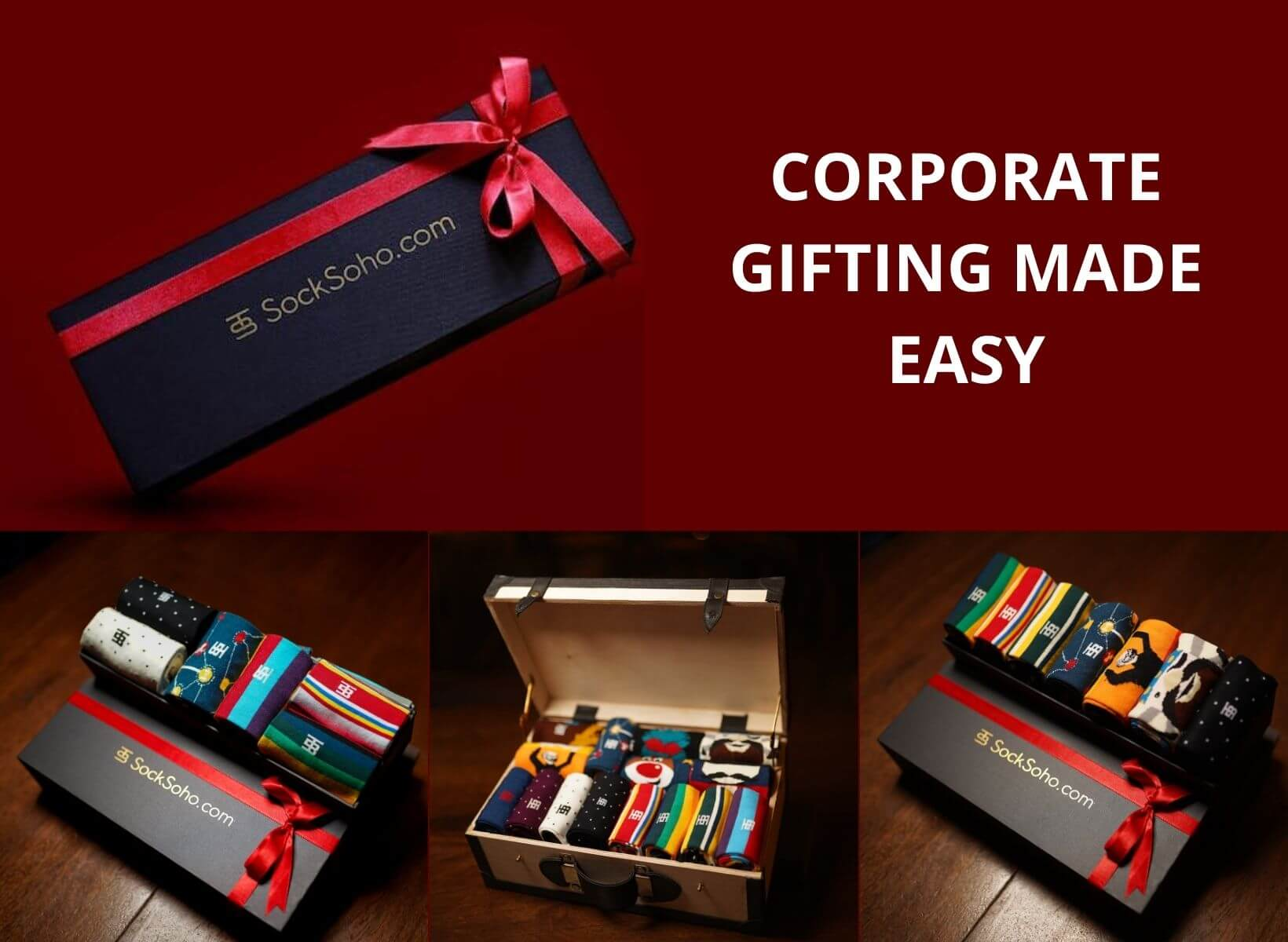 SOCKSOHO Corporate Gift Boxes India