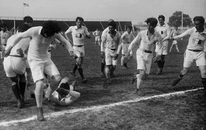 We celebrate 100 Years of Romania's First Rugby Match