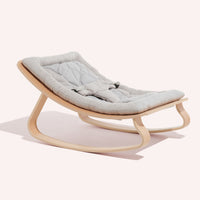 Levo Baby Rocker - Sweet Grey