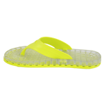 Ibiza - Clear Thong Sandal - Green