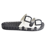 La Jolla - London Slide Sandal - White