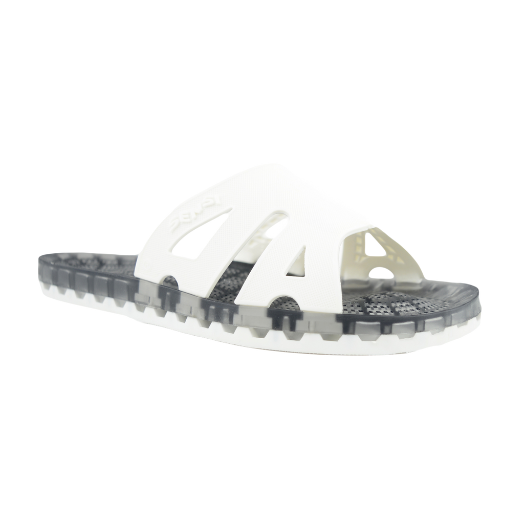 Regatta Basic - London Slide Sandal - White