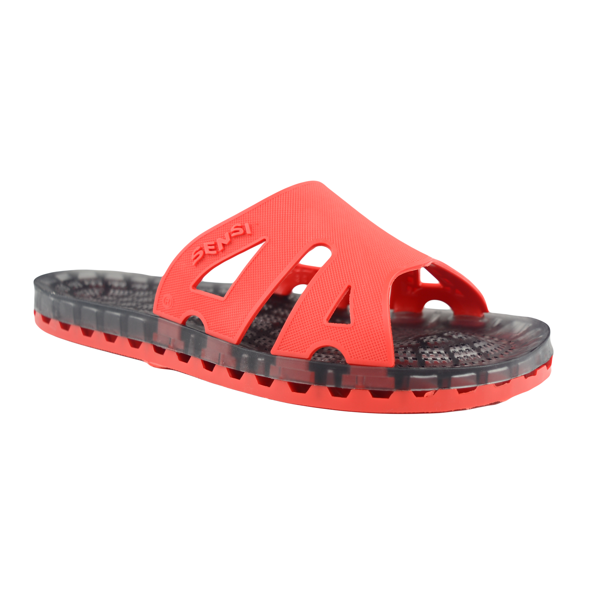 Regatta Basic - London Slide Sandal - Red