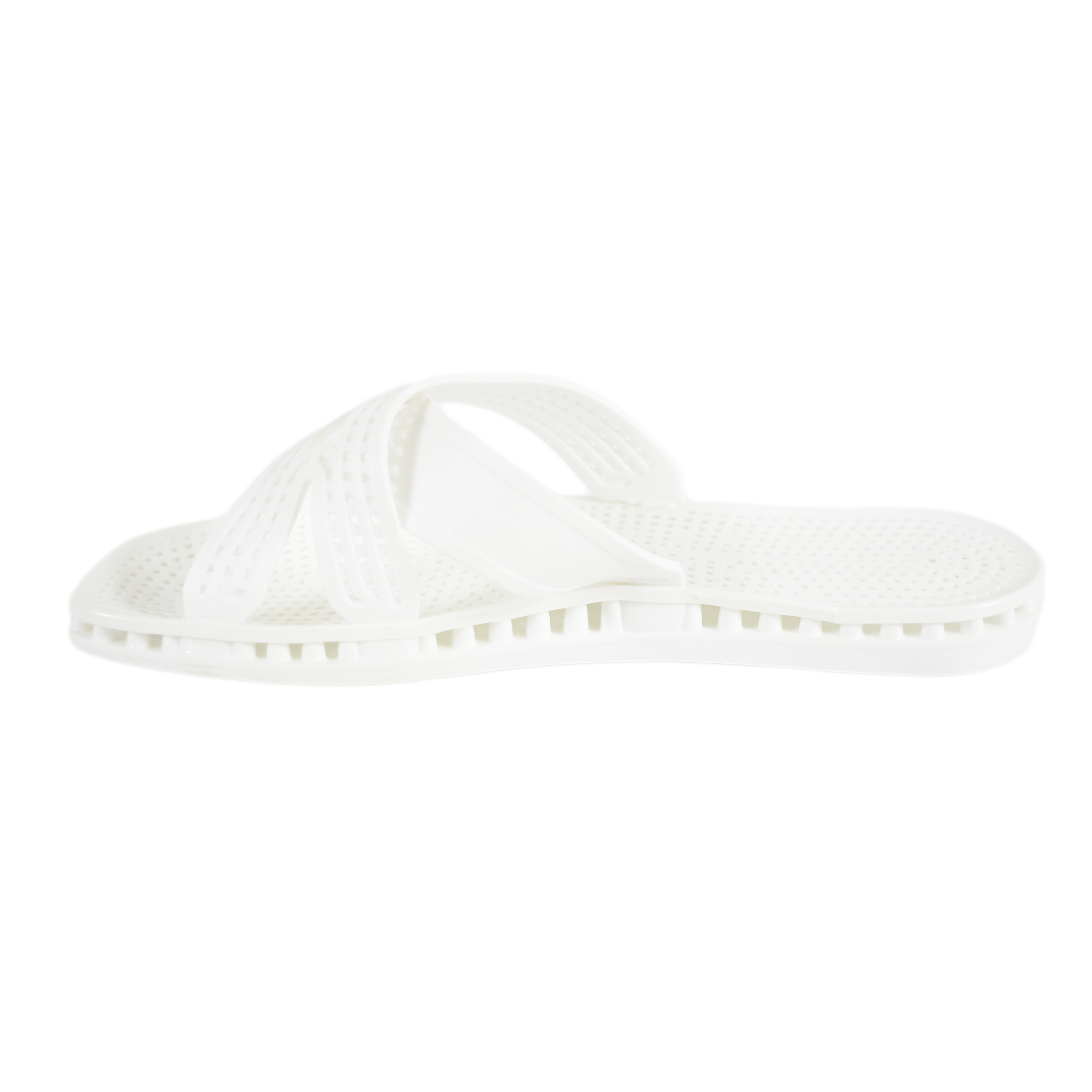 Mexico - City Slide Sandal - White