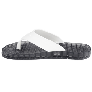 Maui - London Thong Sandal - White