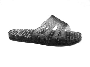 Regatta Ice - Bubbles Slide Sandal - Smoke