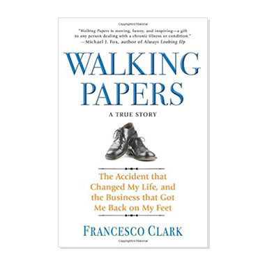 Walking Papers is the incredibly inspiring story of a young man who wouldn't give up. Francesco Clark was a twenty-four-year-old with a bright future when he went to Long Island for the weekend--but a nocturnal dive into the pool's shallow end changed eve