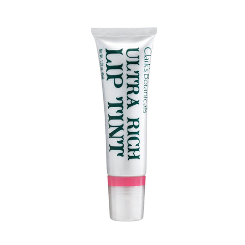 Clark's Botanicals Ultra Rich Lip Tint in Carlotta Pink