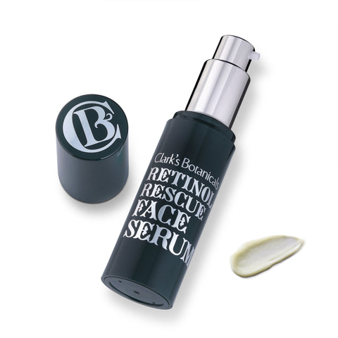 Retinol Rescue Face Serum - Clark's Botanicals