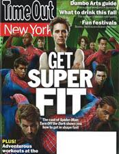Press: Time Out NY 9-15-11
