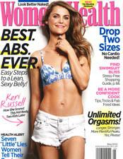 Press: Women's Health 5-13