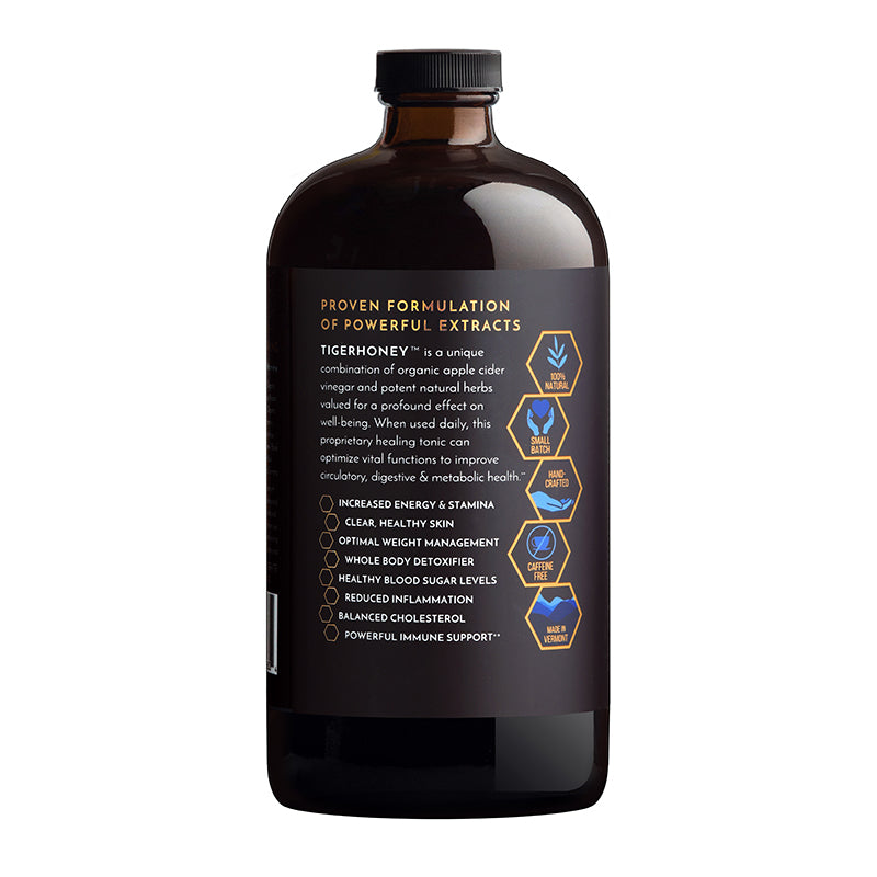 TIGERHONEY Concentrated Herbal Wellness Tonic