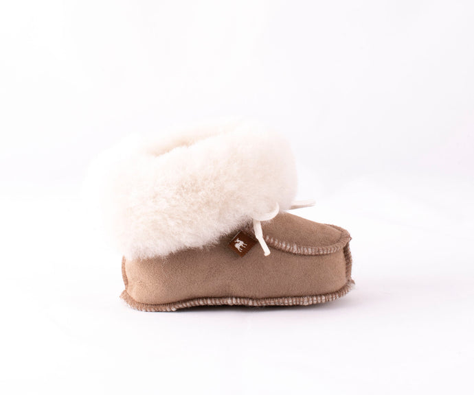 Shepherd of Sweden Gavle Baby Slipper - Bronce